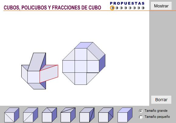 Construcciones policúbicas_II